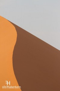 Sanddüne in Sossusvlei